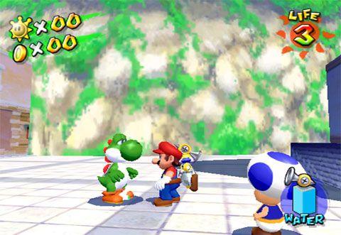 games similar to Super Mario Sunshine
