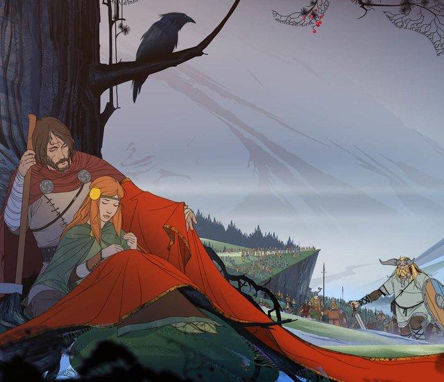 games similar to The Banner Saga