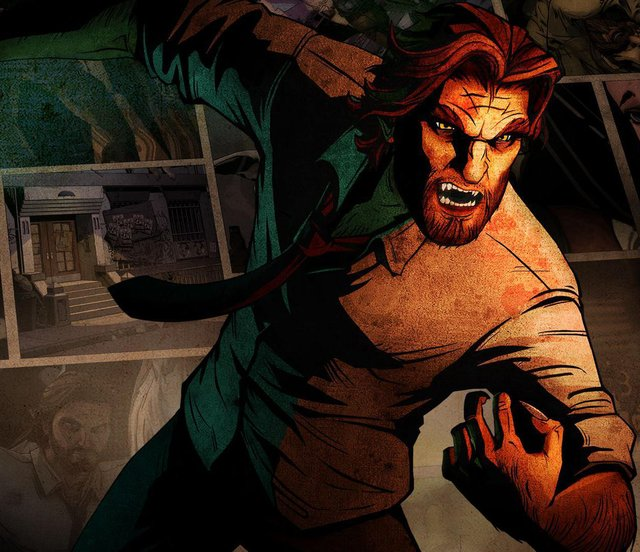 games similar to The Wolf Among Us