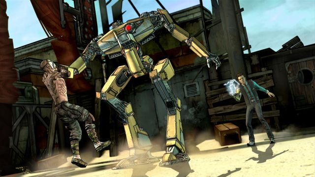 games similar to Tales from the Borderlands   Episode One: Zer0 Sum