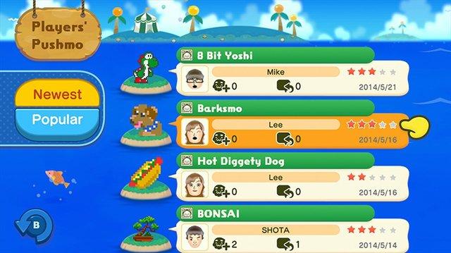 games similar to Pushmo World