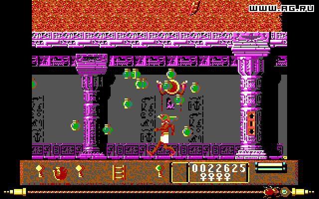 games similar to Eye of Horus