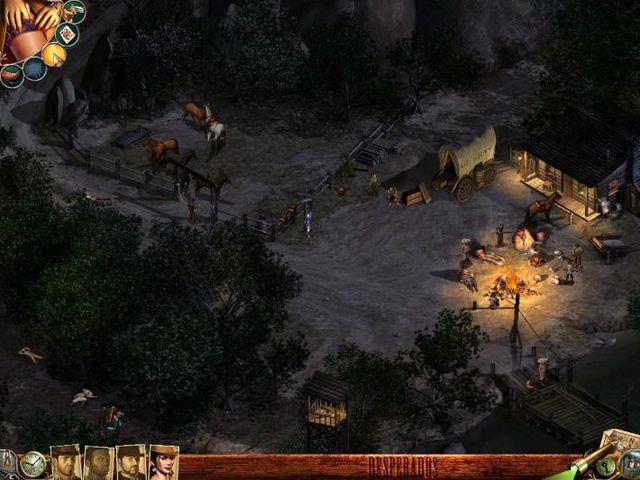 games similar to Desperados: Wanted Dead or Alive