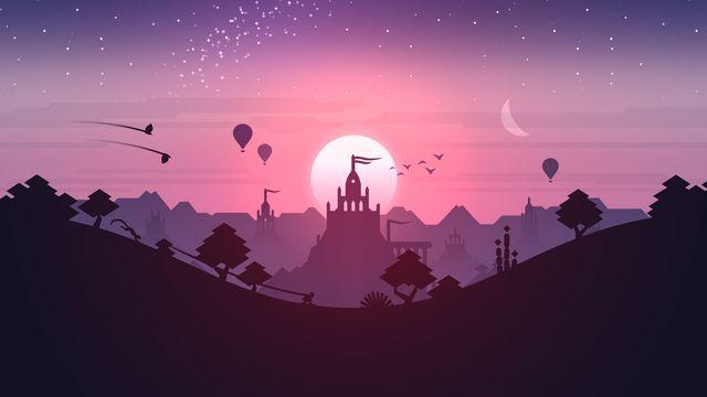 games similar to Alto's Odyssey