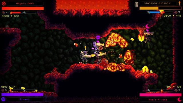 games similar to Hive Jump