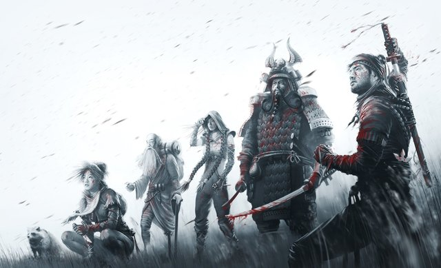 games similar to Shadow Tactics: Blades of the Shogun