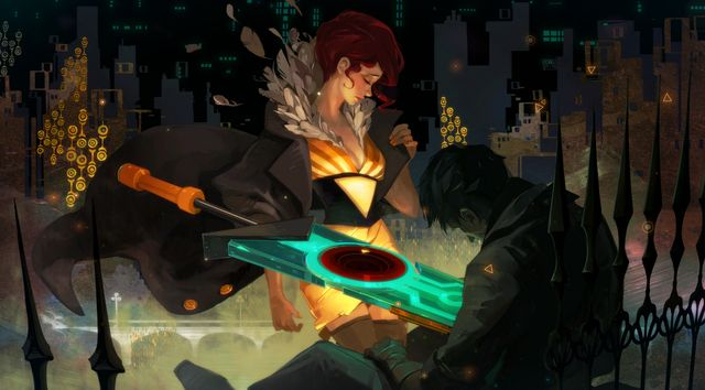 games similar to Transistor