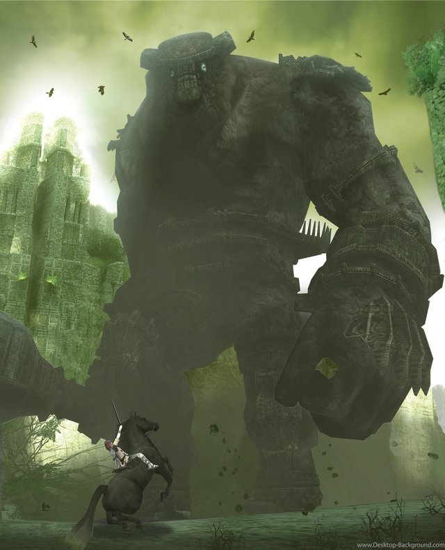 games similar to Shadow of the Colossus