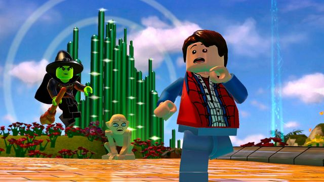 games similar to LEGO DIMENSIONS