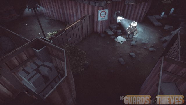 games similar to Of Guards And Thieves
