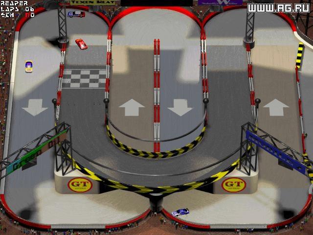 games similar to Nitro Racers