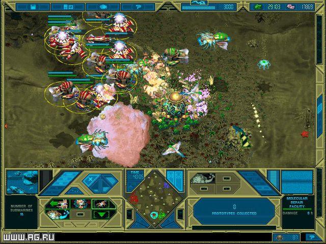 games similar to Submarine Titans