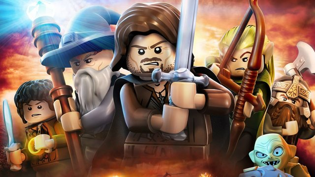 games similar to LEGO The Lord of the Rings