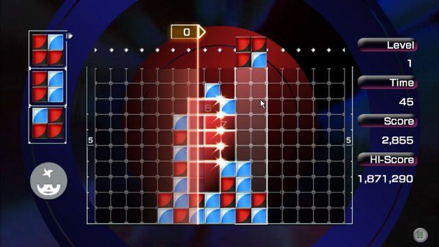 games similar to LUMINES