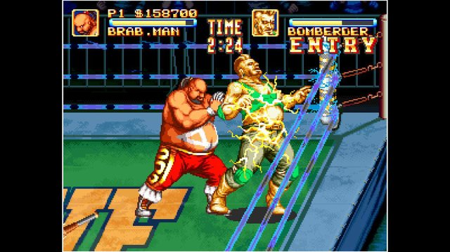 games similar to ACA NEOGEO 3 COUNT BOUT
