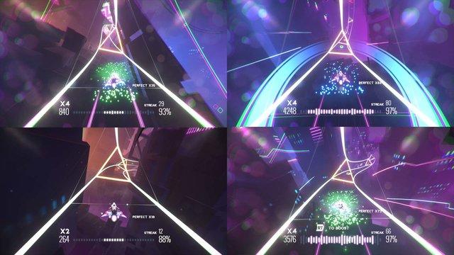 games similar to AVICII Invector