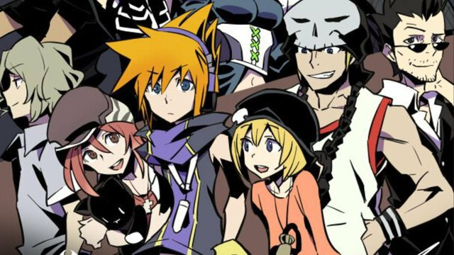 games similar to The World Ends with You: Final Remix