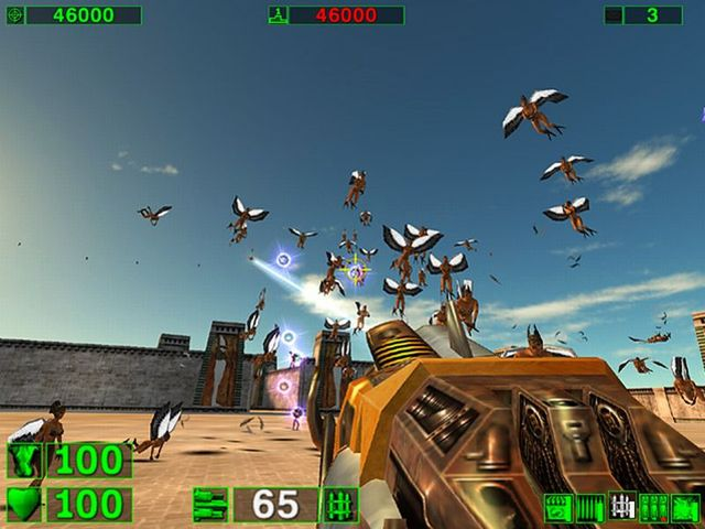 games similar to Serious Sam: The First Encounter