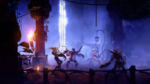 games similar to Trine 3: The Artifacts of Power