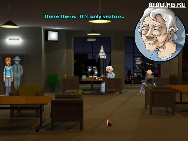 games similar to Blackwell Deception