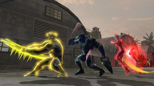 games similar to DC Universe Online