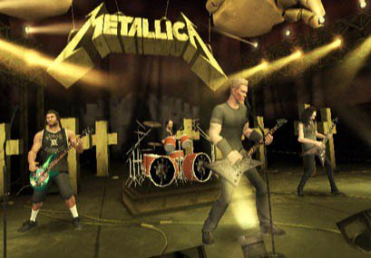 games similar to Guitar Hero: Metallica