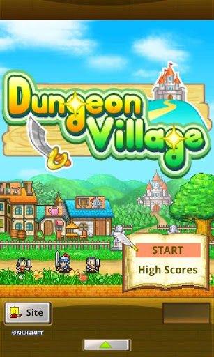 games similar to Dungeon Village