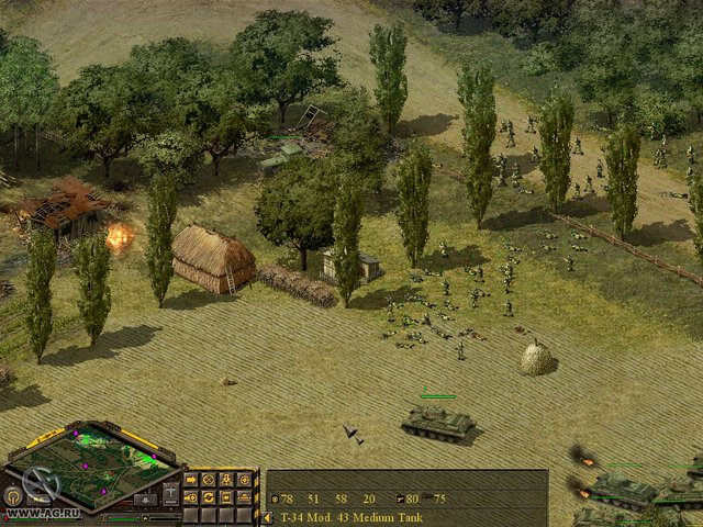 games similar to Mission Kursk