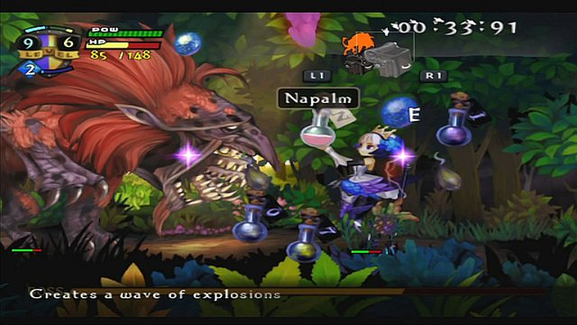 games similar to Odin Sphere