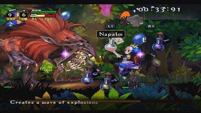 games similar to Odin Sphere