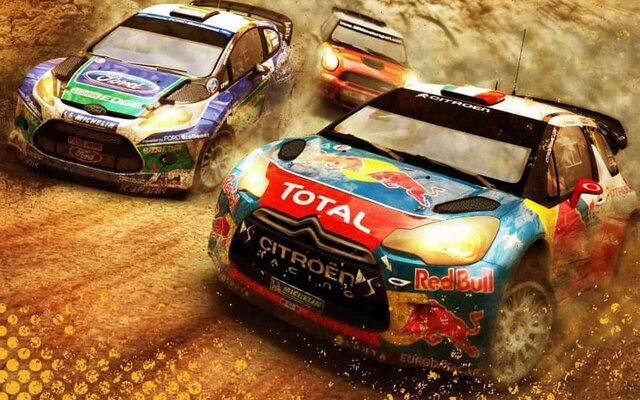 games similar to WRC Powerslide