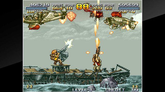 games similar to ACA NEOGEO METAL SLUG