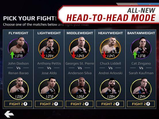 games similar to EA SPORTS UFC