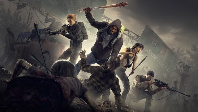 games similar to OVERKILL's The Walking Dead