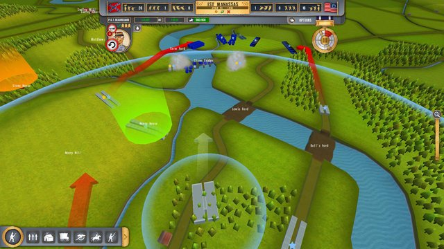 games similar to Battleplan: American Civil War