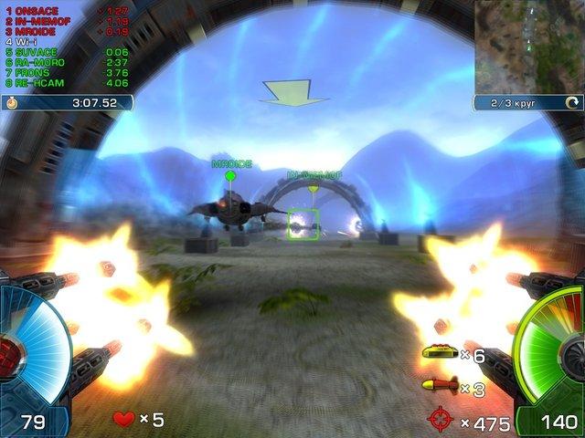games similar to A.I.M. Racing