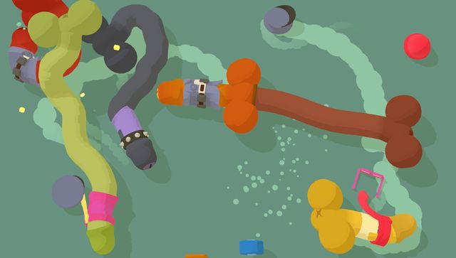 games similar to Genital Jousting