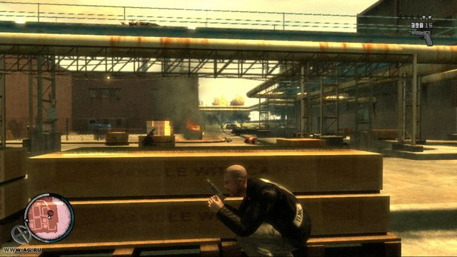 games similar to Grand Theft Auto IV: The Lost and Damned