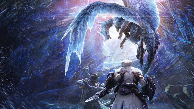 games similar to Monster Hunter World: Iceborne