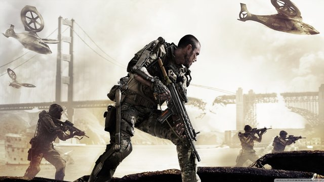 games similar to Call of Duty: Advanced Warfare