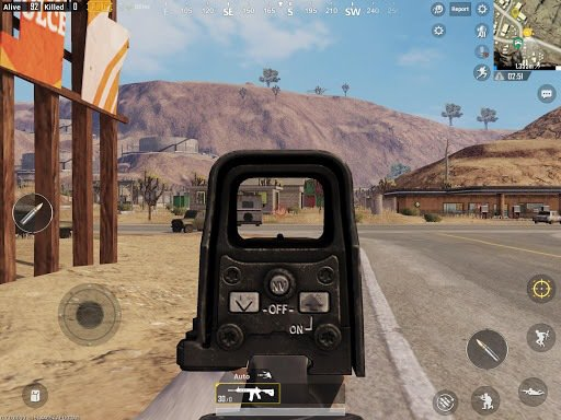 games similar to PUBG Mobile