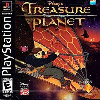 games similar to Disneys Treasure Planet