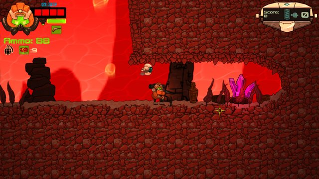 games similar to End Of The Mine