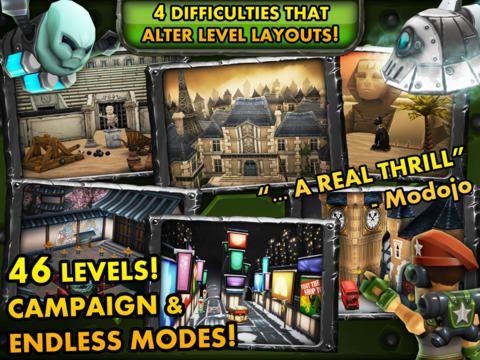 games similar to Commando Jack