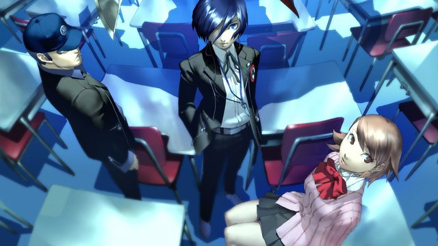 games similar to Shin Megami Tensei: Persona 3