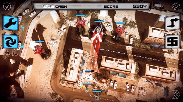 games similar to Anomaly Warzone Earth Mobile Campaign