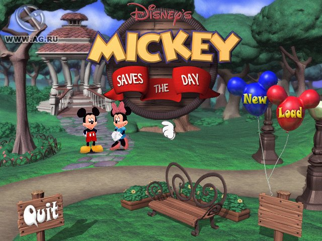 games similar to Disney's Mickey Saves the Day