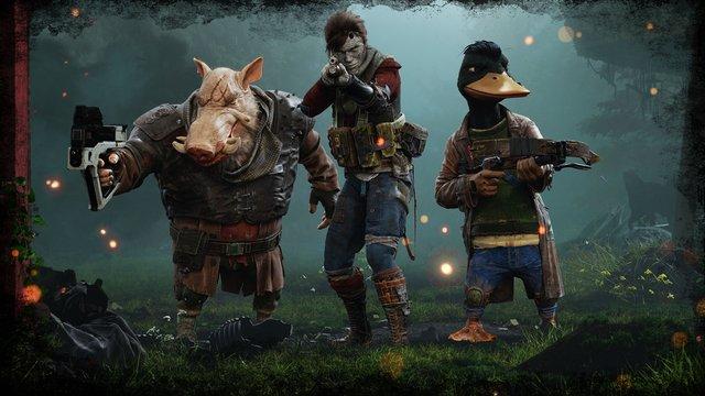 games similar to Mutant Year Zero: Road to Eden