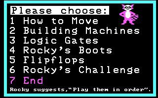 games similar to Rocky's Boots