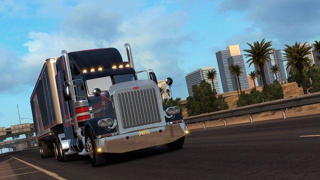 games similar to American Truck Simulator